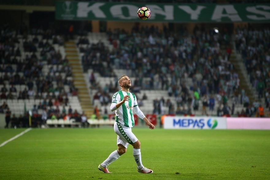 Atiker Konyaspor-Adanaspor: 1-0 13