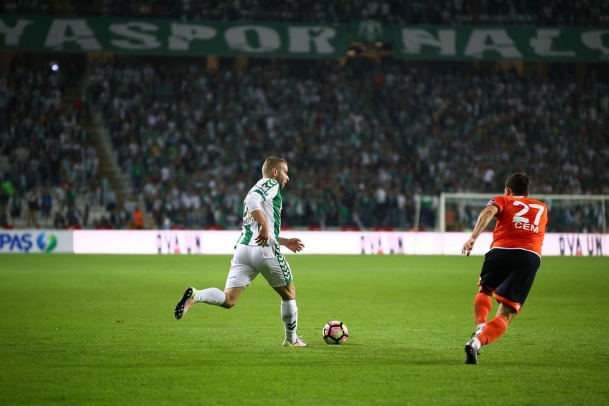 Atiker Konyaspor-Adanaspor: 1-0 14