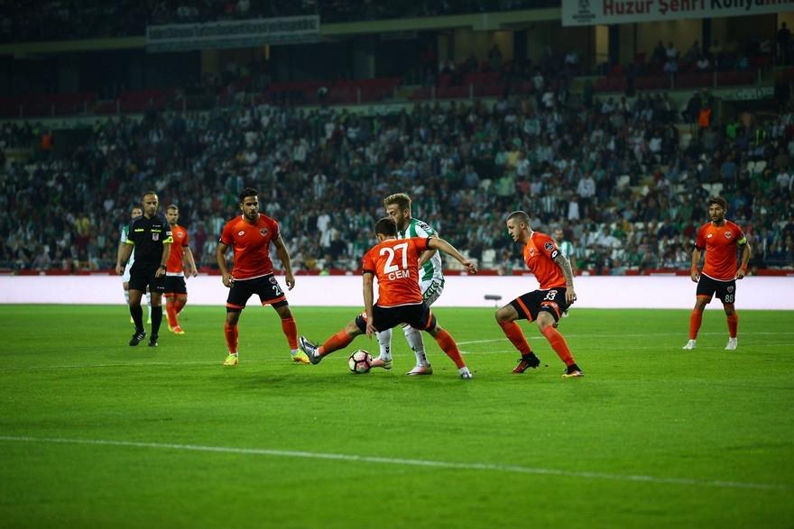 Atiker Konyaspor-Adanaspor: 1-0 15
