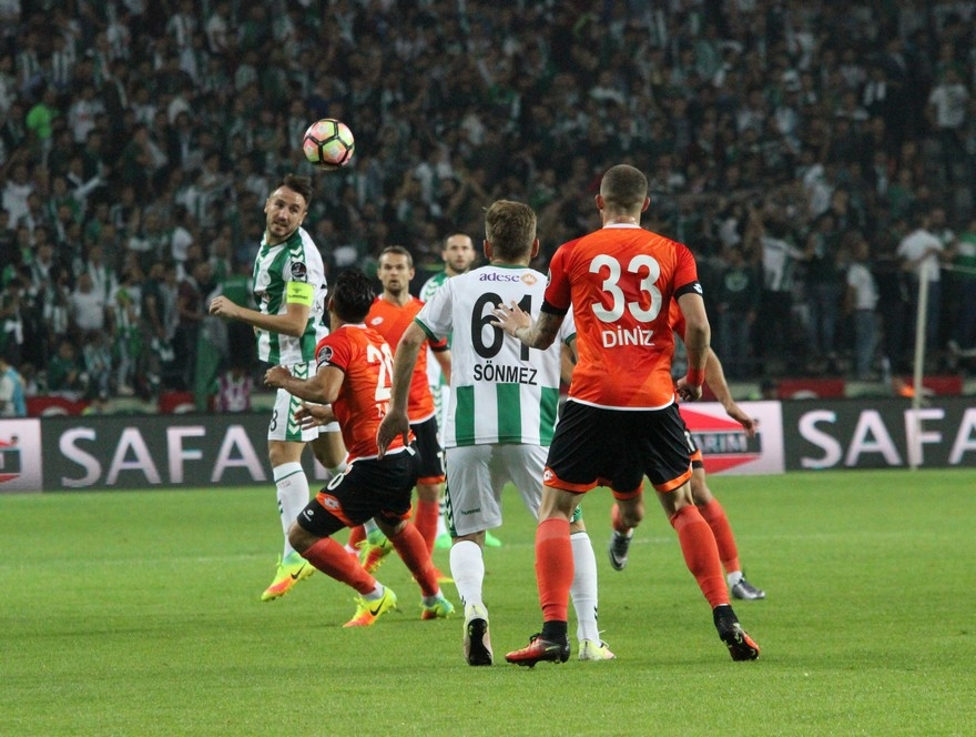Atiker Konyaspor-Adanaspor: 1-0 18