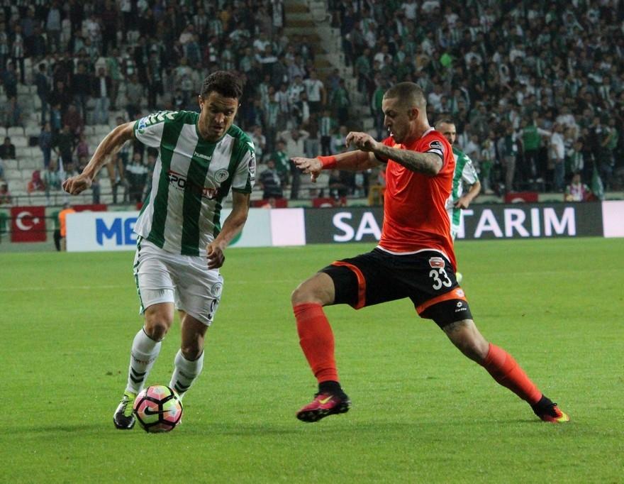 Atiker Konyaspor-Adanaspor: 1-0 19