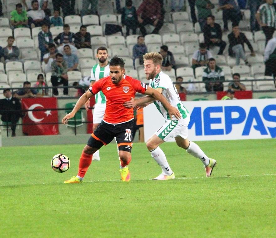 Atiker Konyaspor-Adanaspor: 1-0 20