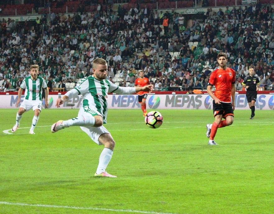 Atiker Konyaspor-Adanaspor: 1-0 25