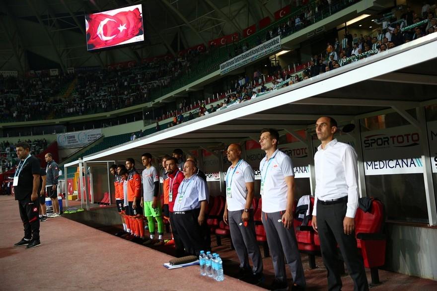 Atiker Konyaspor-Adanaspor: 1-0 3
