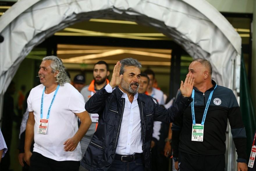 Atiker Konyaspor-Adanaspor: 1-0 5