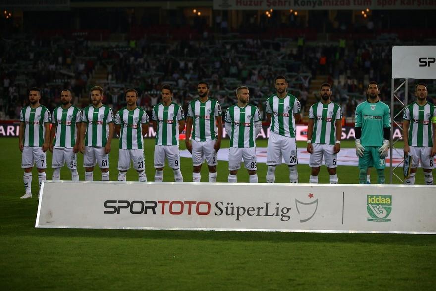 Atiker Konyaspor-Adanaspor: 1-0 8