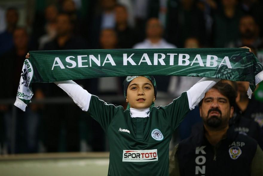 Atiker Konyaspor-Adanaspor: 1-0 9