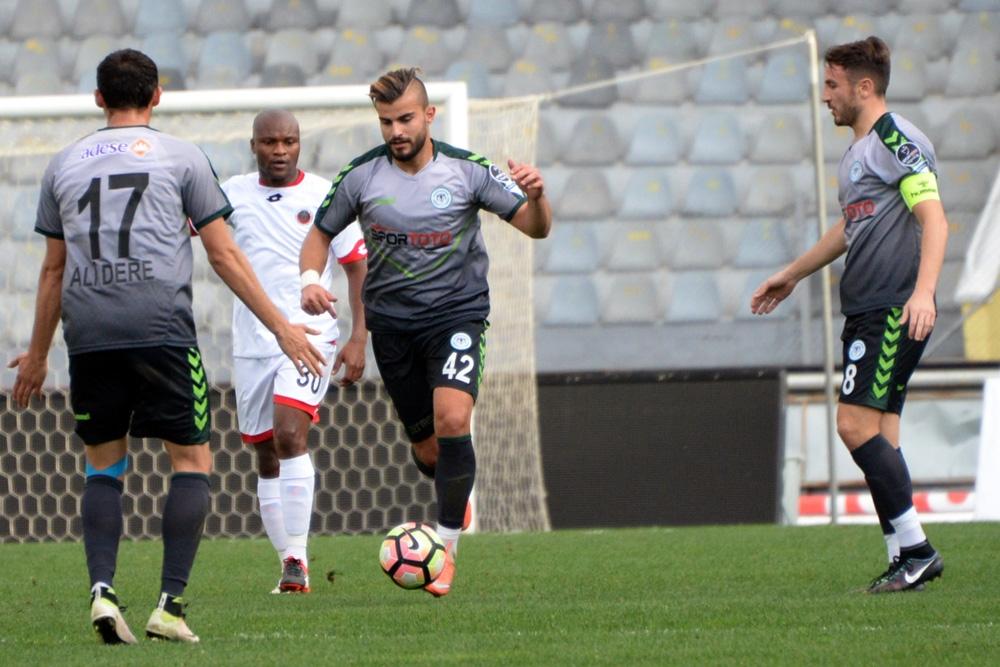 Gençlerbirliği-Konyaspor: 0-1 10