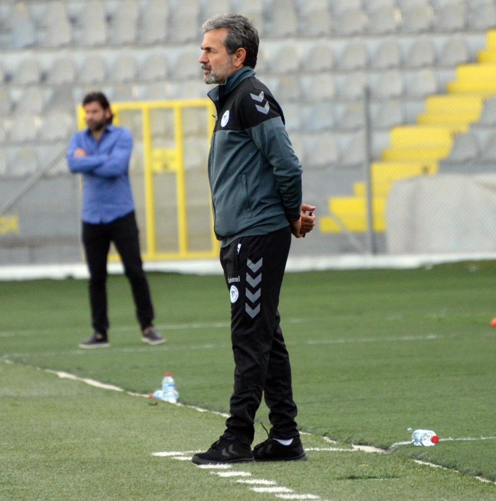 Gençlerbirliği-Konyaspor: 0-1 12