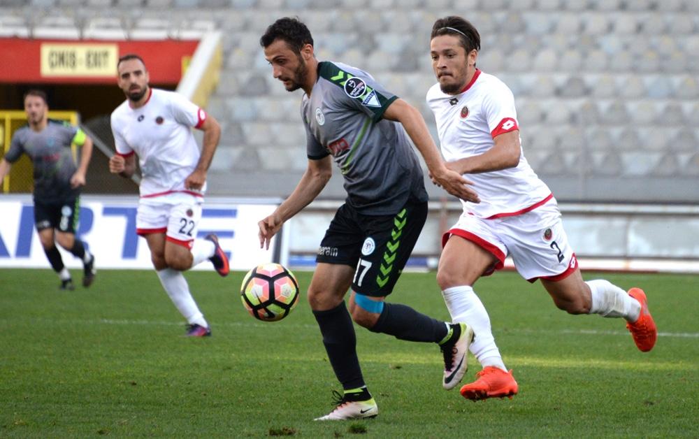 Gençlerbirliği-Konyaspor: 0-1 13