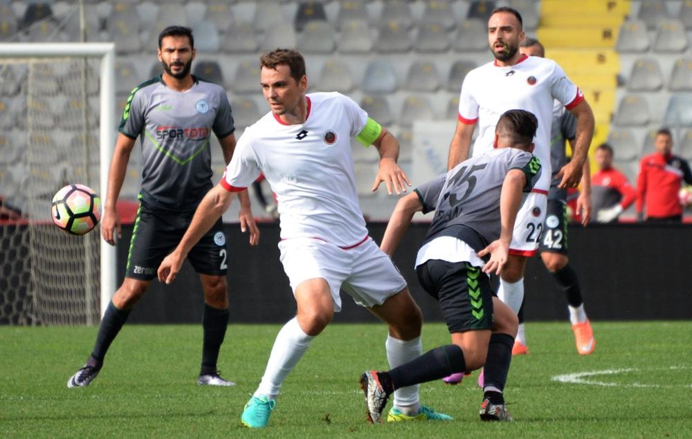Gençlerbirliği-Konyaspor: 0-1 4
