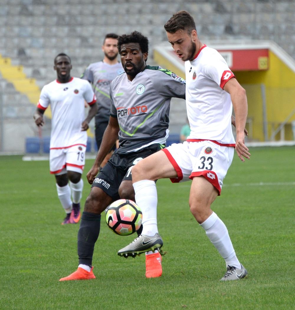 Gençlerbirliği-Konyaspor: 0-1 5