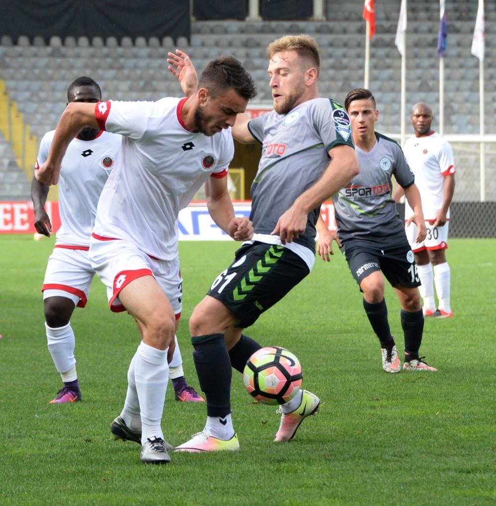 Gençlerbirliği-Konyaspor: 0-1 6