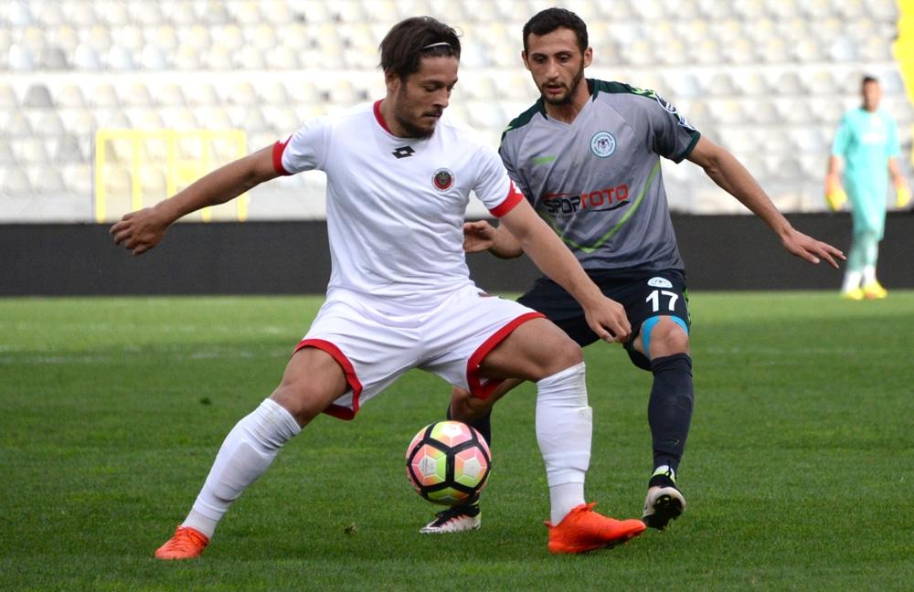 Gençlerbirliği-Konyaspor: 0-1 8