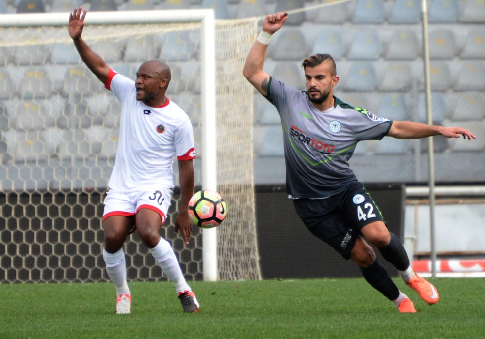 Gençlerbirliği-Konyaspor: 0-1 9