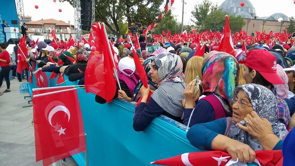 Konya'da heyecan zirvede 3