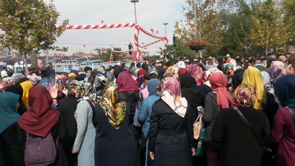 Konya'da heyecan zirvede 4