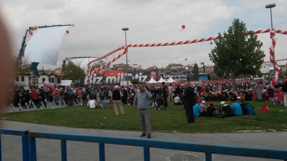Konya'da heyecan zirvede 5