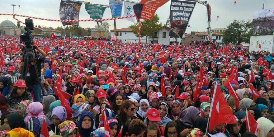 Konya'da heyecan zirvede