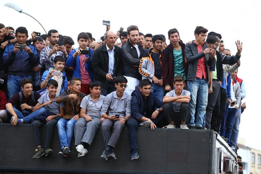 Cumhurbaşkanı Erdoğan Konya'da 10