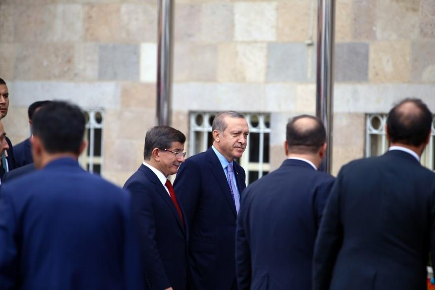 Cumhurbaşkanı Erdoğan Konya'da 14