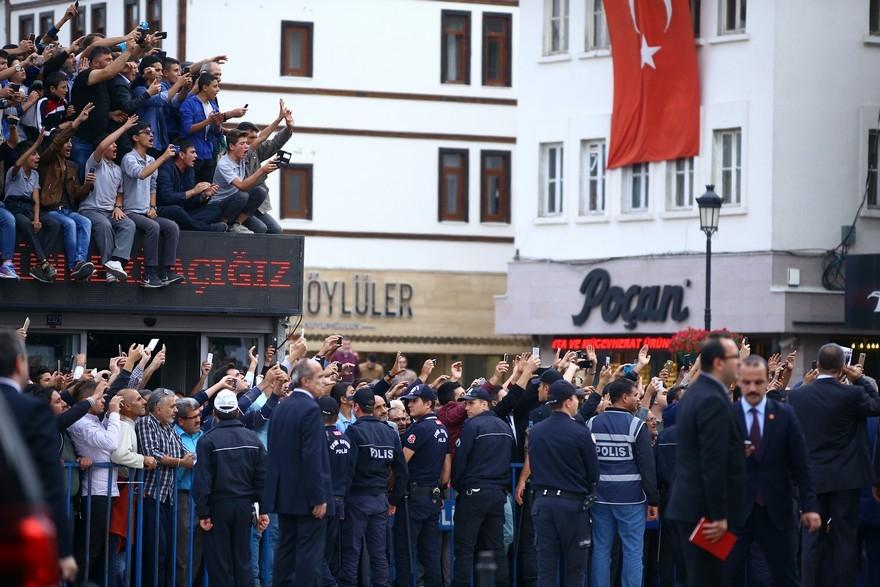 Cumhurbaşkanı Erdoğan Konya'da 15