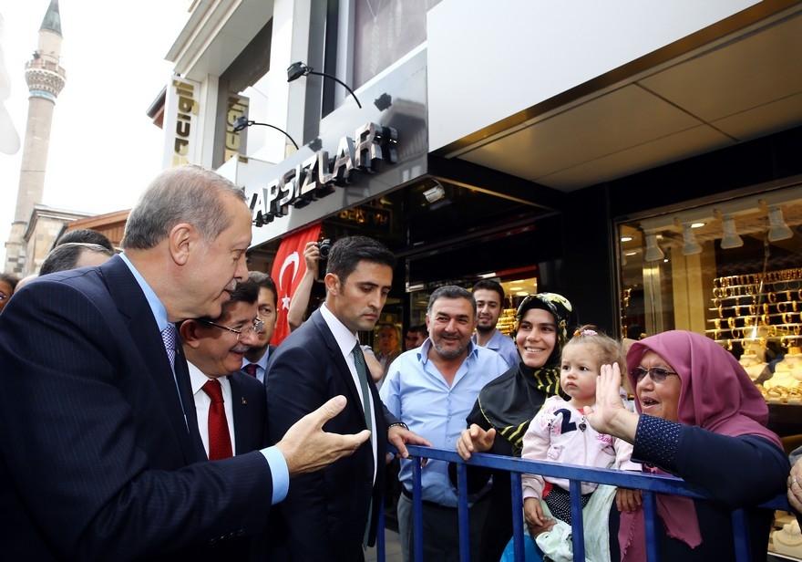 Cumhurbaşkanı Erdoğan Konya'da 4