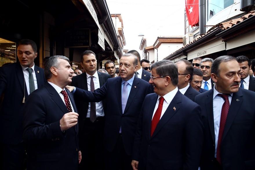 Cumhurbaşkanı Erdoğan Konya'da 5