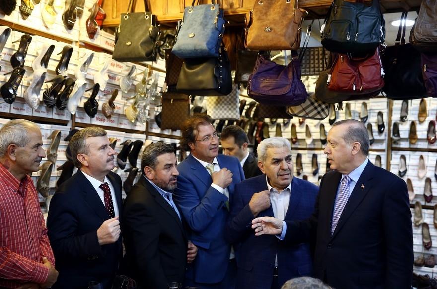 Cumhurbaşkanı Erdoğan Konya'da 7