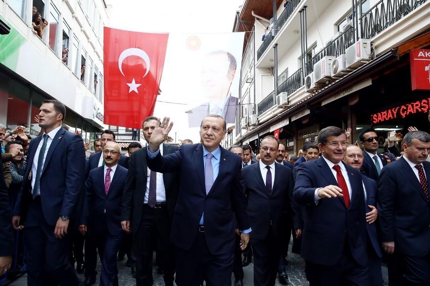 Cumhurbaşkanı Erdoğan Konya'da 9