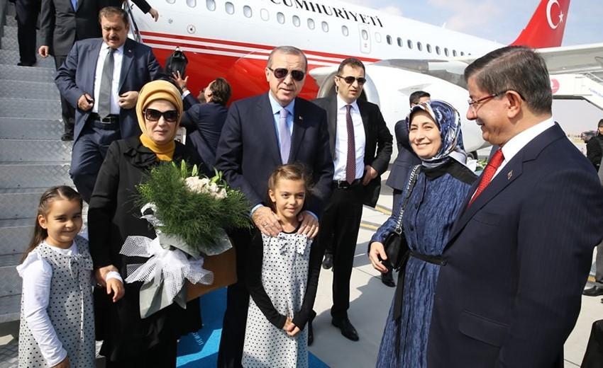 Erdoğan'dan çocuklara özel ilgi 2