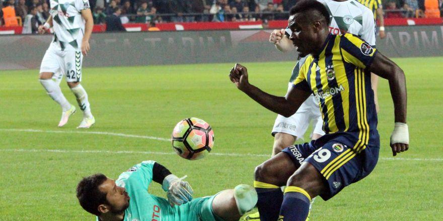 Konyaspor: 0 Fenerbahçe: 1