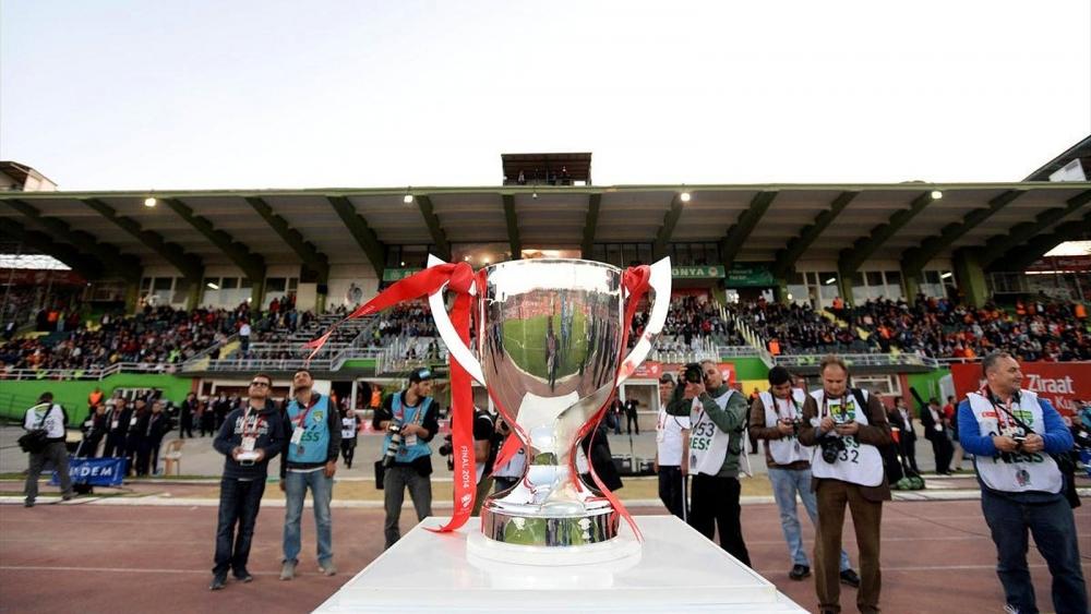 Ziraat Türkiye Kupası'nda torbalar belli oldu 1