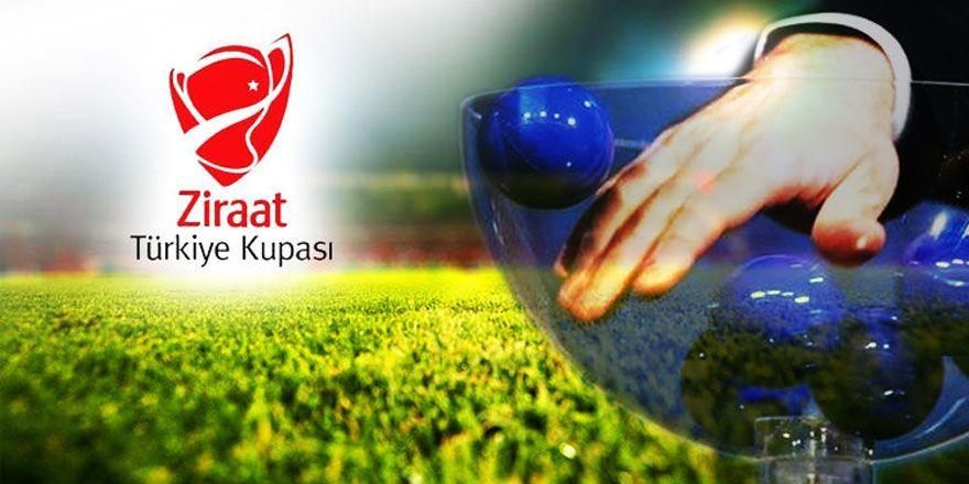 Ziraat Türkiye Kupası'nda torbalar belli oldu