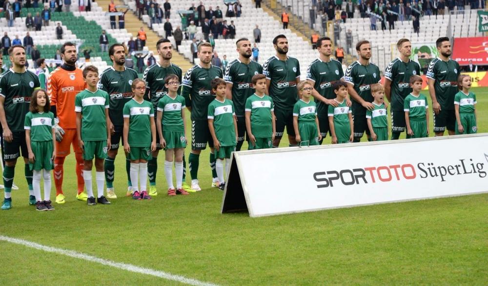 Bursaspor - Atiker Konyaspor 1