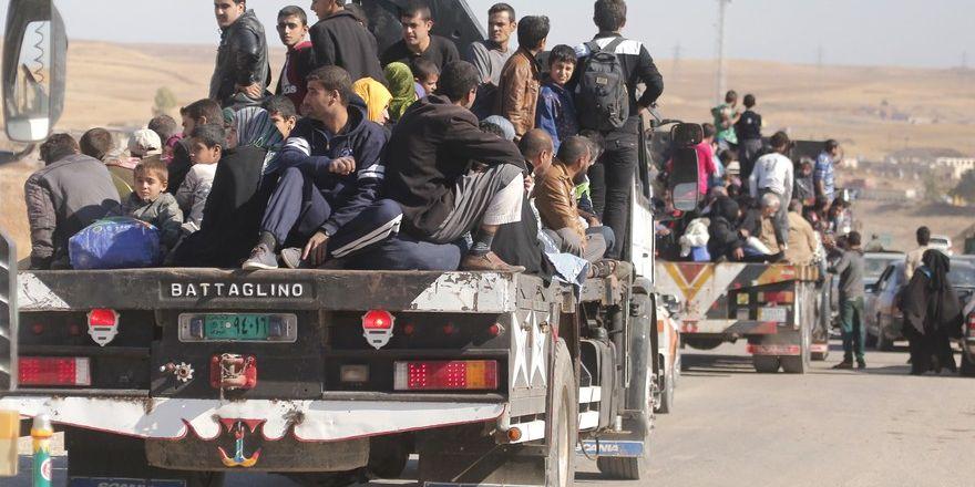 Musul'da göç