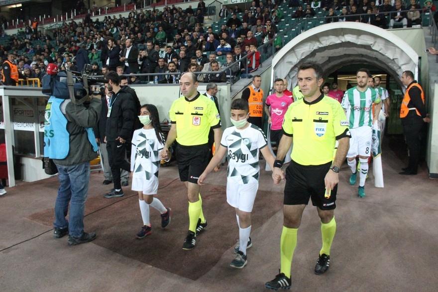Konyaspor: 2 Kasımpaşa: 1 1