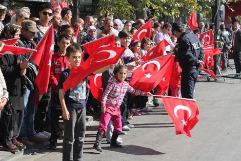 29 Ekim 2013 'Cumhuriyet Bayramı' 1
