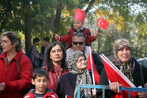 29 Ekim 2013 'Cumhuriyet Bayramı' 2
