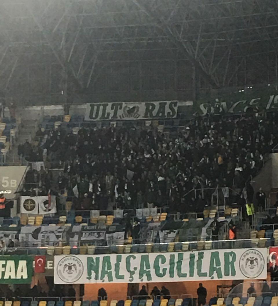 Shakhtar Donetsk: 4 - Konyaspor: 0 1