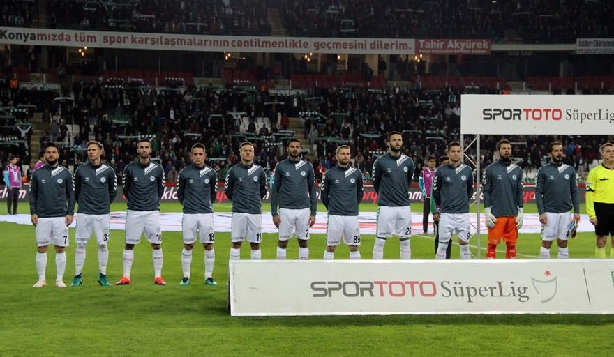 Konyaspor-Osmanlıspor 1