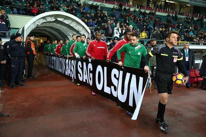 Atiker Konyaspor-Kayserispor: 1-0 1