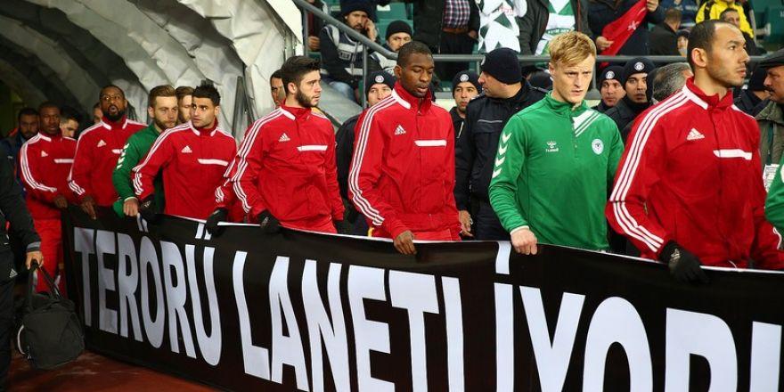 Atiker Konyaspor-Kayserispor: 1-0
