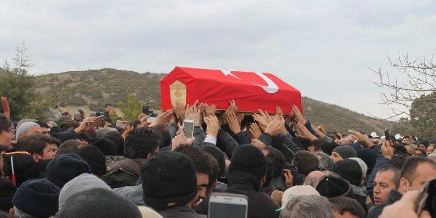 Şehit Oğuzhan Duyar Konya'da toprağa verildi