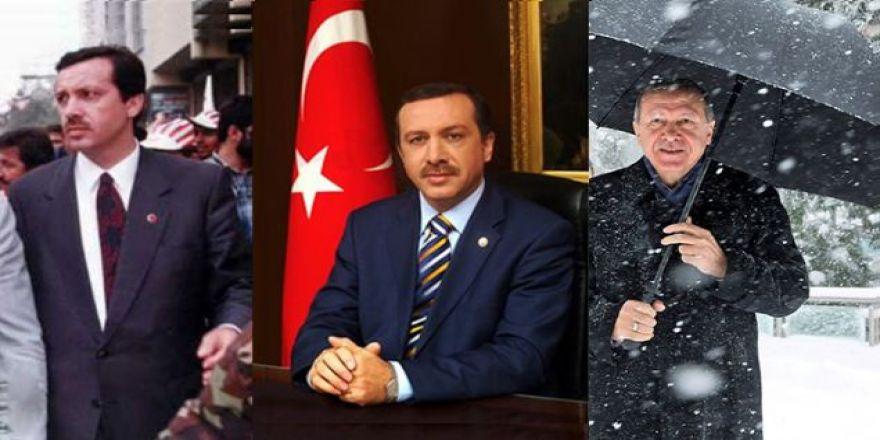 Erdoğan'ın 63.yaşı sosyal medyada geniş yankı buldu