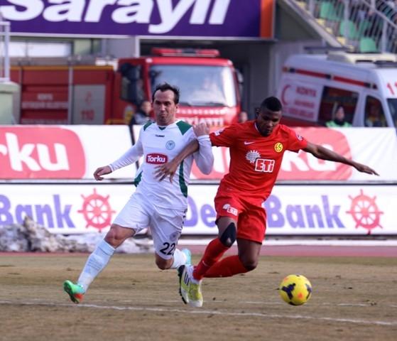 Torku Konyaspor 4 - Eskişehirspor 1 10