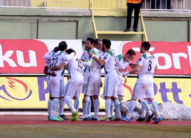 Torku Konyaspor 4 - Eskişehirspor 1 11