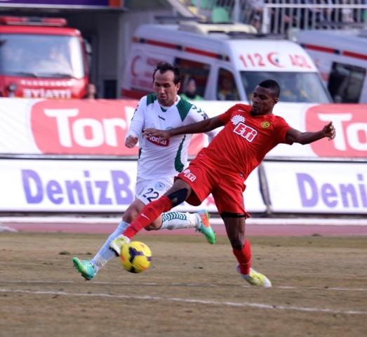 Torku Konyaspor 4 - Eskişehirspor 1 12