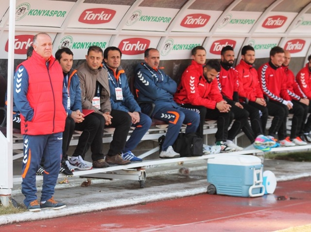 Torku Konyaspor 4 - Eskişehirspor 1 3