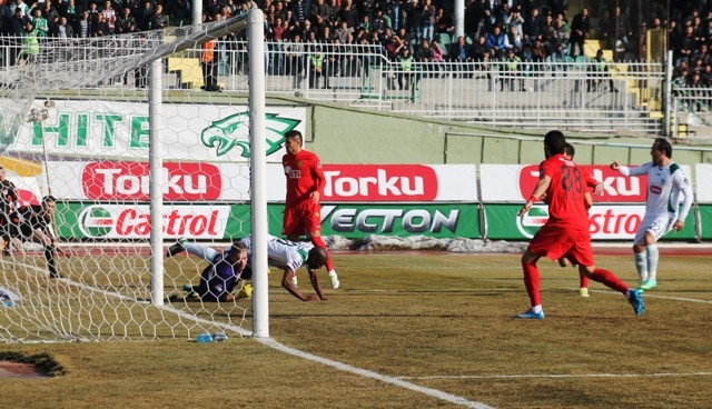 Torku Konyaspor 4 - Eskişehirspor 1 4